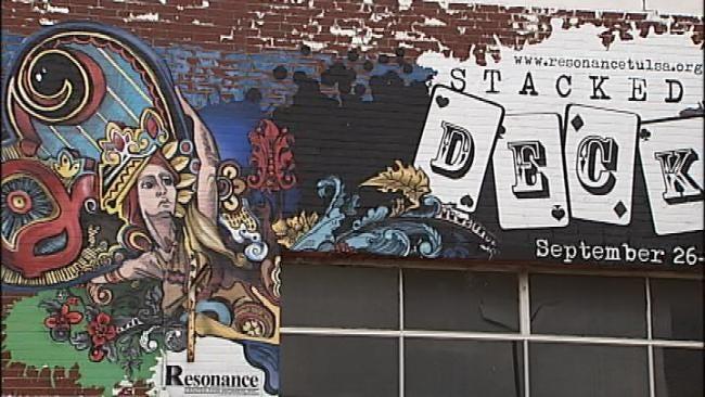 Tulsa Organization Hosts Art Show To Help Women Change Their Lives