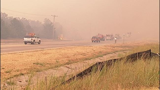 Volunteer Firefighters Pleased To See Charges Filed In Wildfire Case