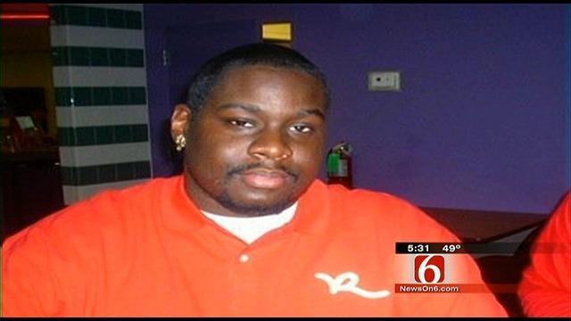 Police Seek Person Of Interest In Tulsa Murder Case