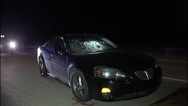 Troopers Identify Pedestrian Killed On Rogers County Highway