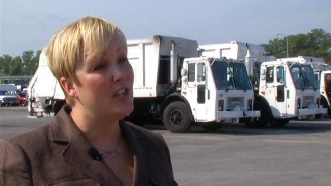 Questions About New Tulsa Trash Service Persist