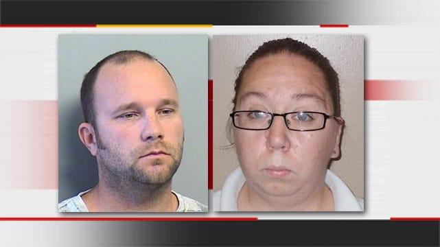 Tulsa Man, Vinita Woman Arrested For Child Pornography