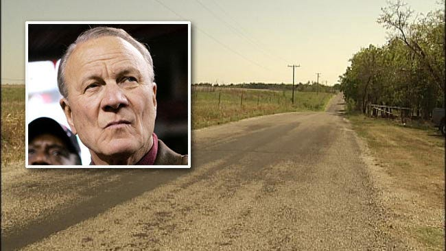 Barry Switzer Doubles Reward In Death Of Rogers County Dog