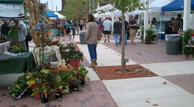 Locally Grown: Guthrie Green's Sunday Market Premieres