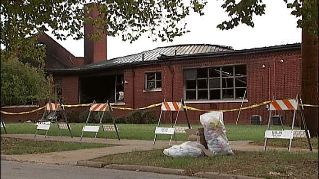 Displaced TSAS Students, Teachers Start Over In Elementary School Building