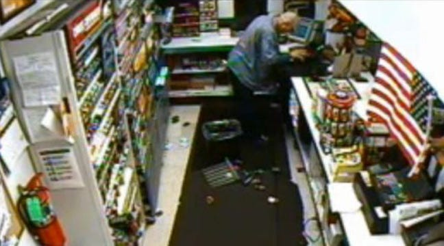 Police Release Surveillance Video From Tulsa EZ Mart Robbery