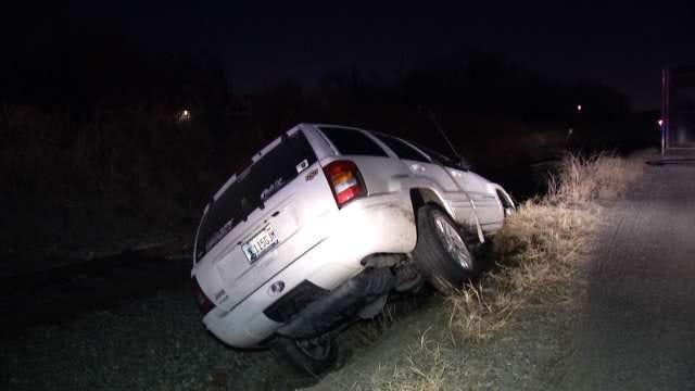 Tulsa Police Make Drug Bust After 'Slow Speed' Pursuit