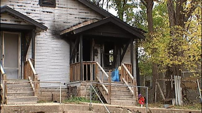 Pair Sentenced For Toddler's Death In Tulsa Meth Lab Fire