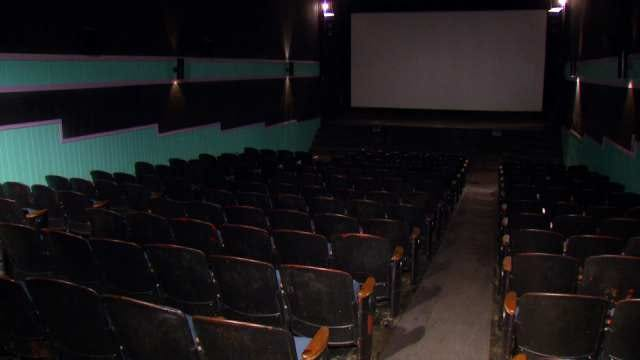 Stigler Bands Together To Save Small-Town Movie Theater