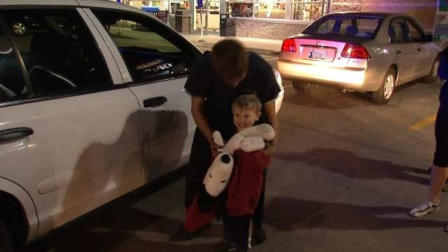 Amber Alert Canceled For 4-Year-Old Bixby Boy, Suspect In Custody