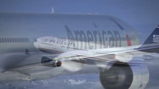 American-US Airways Merger To Create World's Biggest Airline