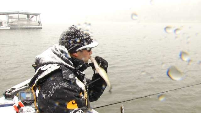 Anglers Do Practice Launch Ahead Of Bassmaster Classic