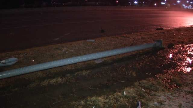 Three Drivers Arrested On DUI Complaints Following Tulsa Crashes