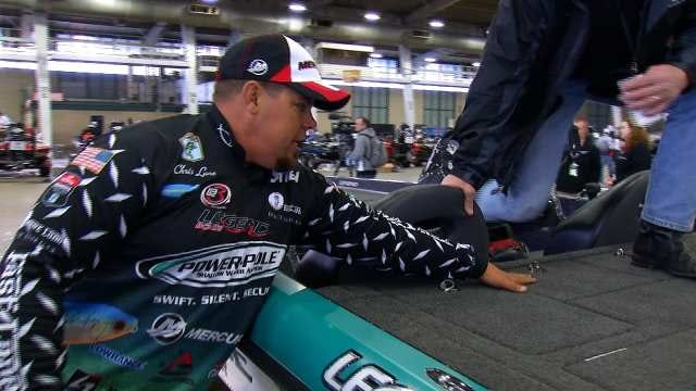 Bassmaster Classic Committed To Keeping Fish Alive And Well