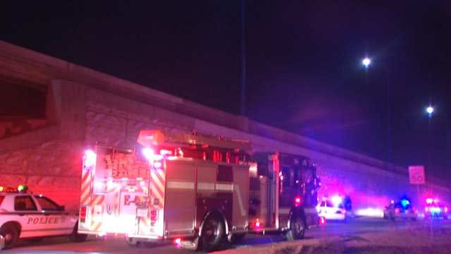 Police: Man On Synthetic Marijuana Jumps Off Tulsa Bridge