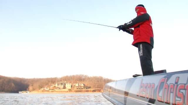 Local Angler Jason Christie's First Classic Puts Him In National Spotlight