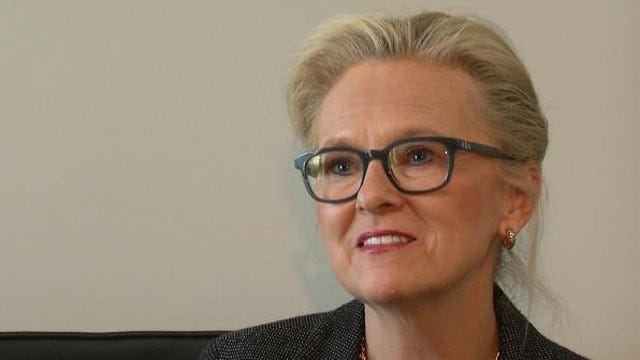 Tulsa's Mayor Announces Re-Election Bid