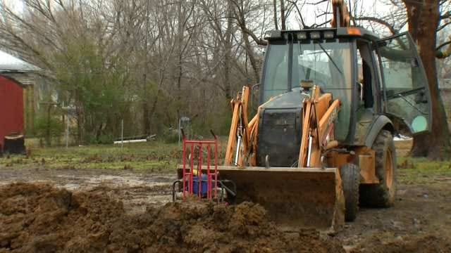 Inola Water Main Break Closes School District For The Day