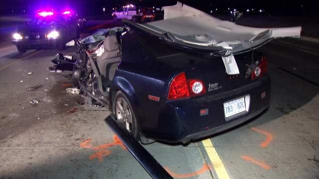 Claremore Man Dies In Rogers County Crash