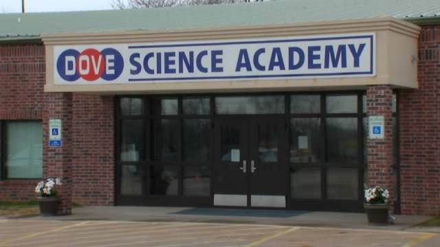 Mold Discovery Cancels Classes At Tulsa's Dove Science Academy