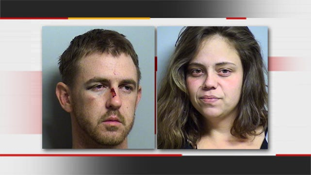 Auto Theft Sting Leads To High Speed Pursuit, Two Arrests