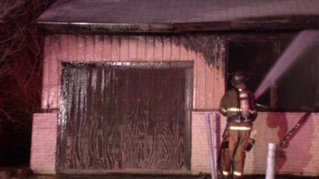 Vacant North Tulsa Home Damaged By Fire