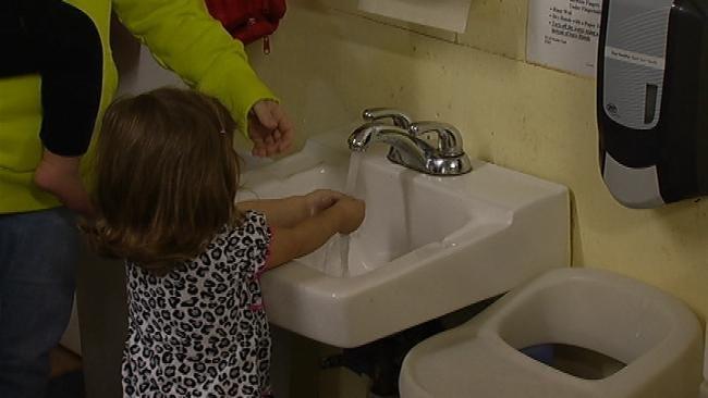 Mannford Kids Get Immunized By Clinic On Wheels