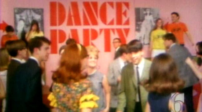 6 On The Move: Remember 'Dance Party' And 'Dr. Mazeppa Pompozoidi?'