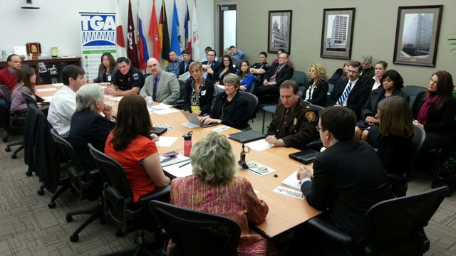 Tulsa Public Safety Intelligence Working Group Holds First Meeting