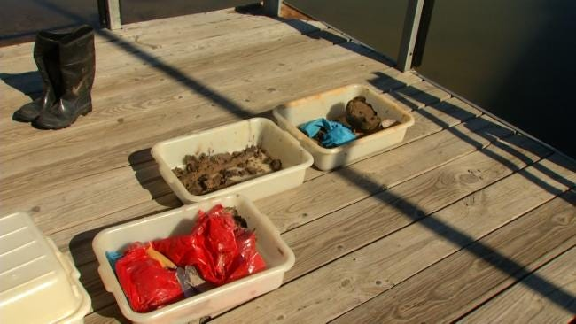 Forensic Investigators Say Bones Found At Lake Eufaula Are 200 To 2,000 Years Old