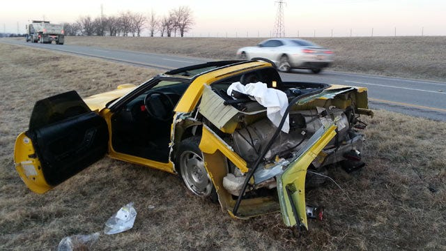 Drivers Hurt In Highway 75 Crash Near Owasso