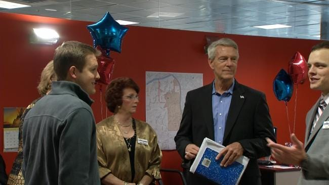 Tulsa Mayoral Candidate Bill Christiansen Opens Campaign HQ