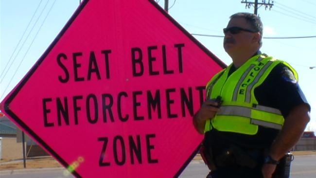 Broken Arrow Police Crackdown On Those Who Don't Buckle Up