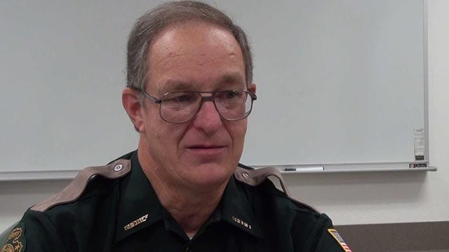New Sheriff On The Job In LeFlore County