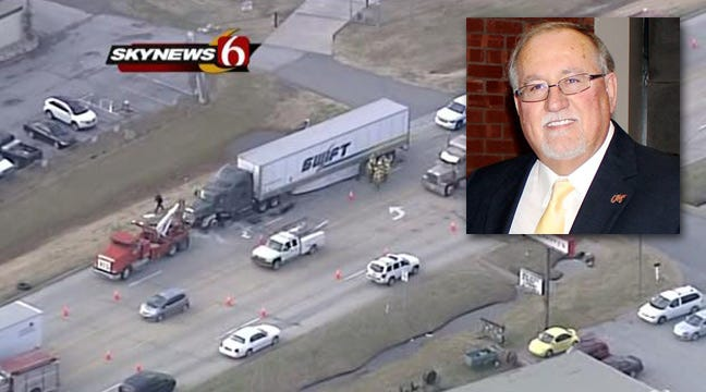 Cherokee Nation Secretary Of State Killed In Crash With Semi In Chouteau