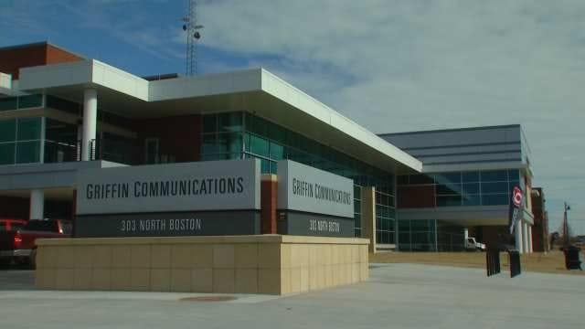 News On 6 Cuts Ribbon On New Facility In Tulsa's Brady District