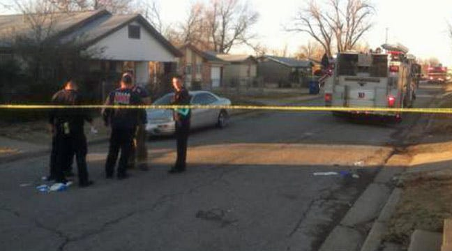 Police Identify Man Found Lying In Tulsa Street In First Homicide Of 2013