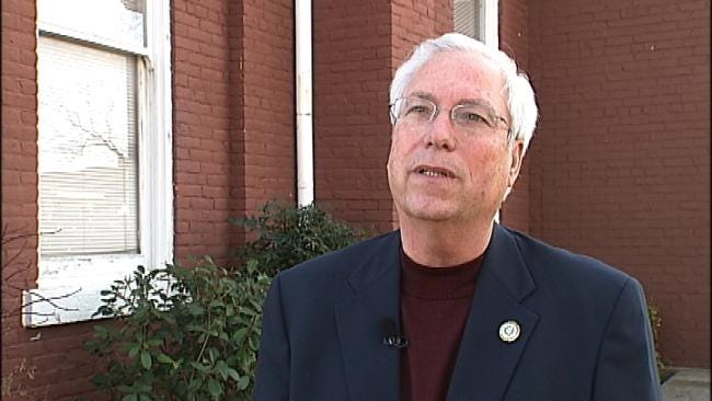 Cherokee Nation Renovating 140-Year-Old Capitol Building