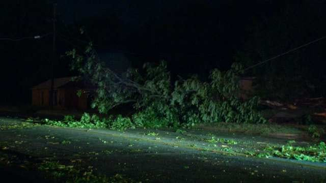 Storms Knock Out Power For 105,000-Plus Oklahoma Customers
