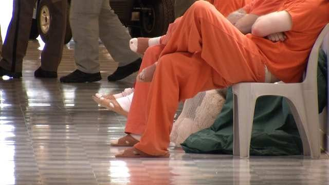 Overcrowded Tulsa Jail Sues State Department Of Corrections