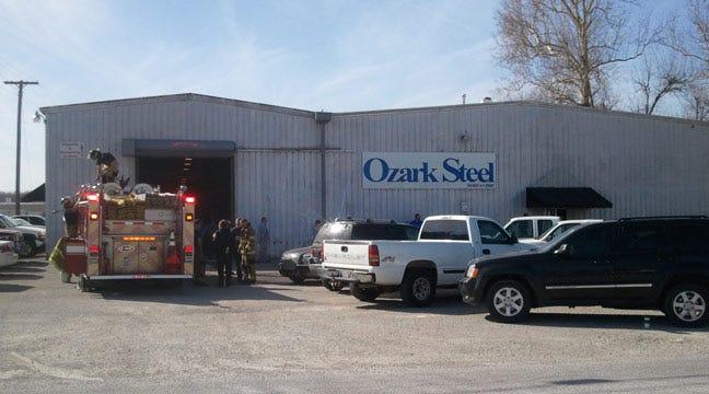 Tulsa Business Evacuated In Welding Tank Fire