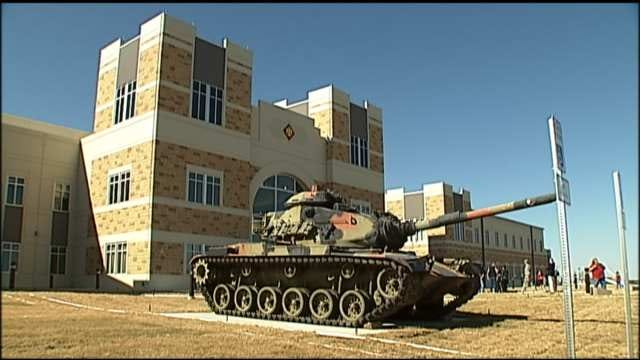 Sequester Showdown Could Mean Furloughs For Oklahoma National Guard