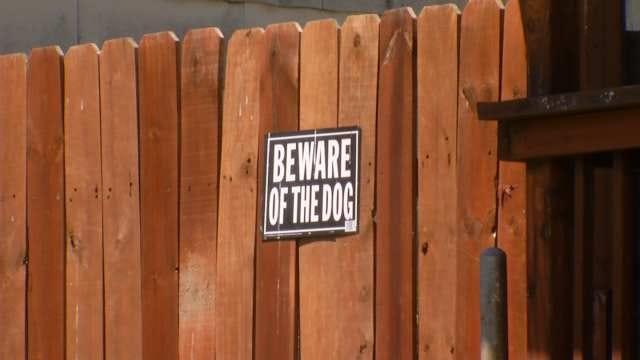 Tulsa Woman Injured After Neighbor's Dog Climbs Over Fence, Attacks Her