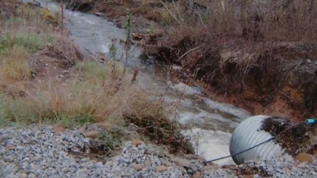 Oklahomans Claim Fracking Waste Polluted Their Water
