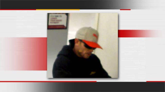 Police Arrest Suspect In North Tulsa Bank Robbery