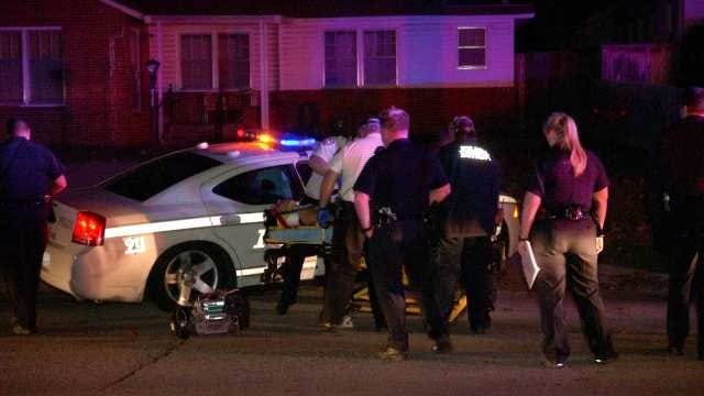 Police Arrest OKC Man After High-Speed Chase In Tulsa