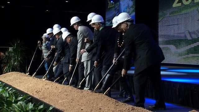 Creek Nation Breaks Ground On Margaritaville Expansion At River Spirit Casino