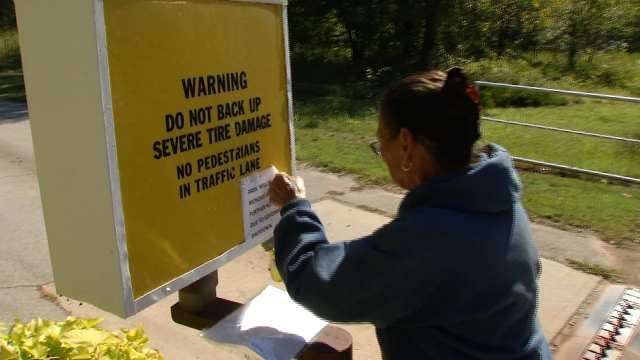 Army Corps Of Engineers Rangers Get Early Start Reopening Parks