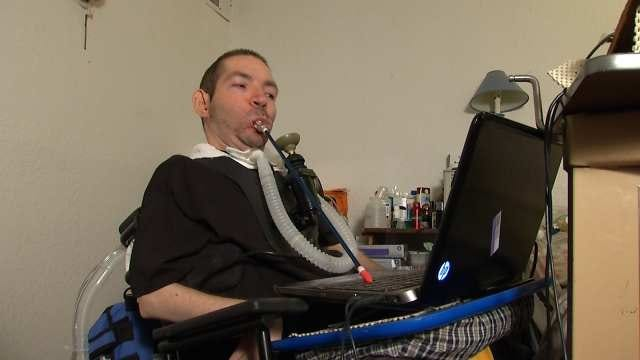 Quadriplegic Tulsa Man's Customized Van Stolen Twice In 2 Weeks