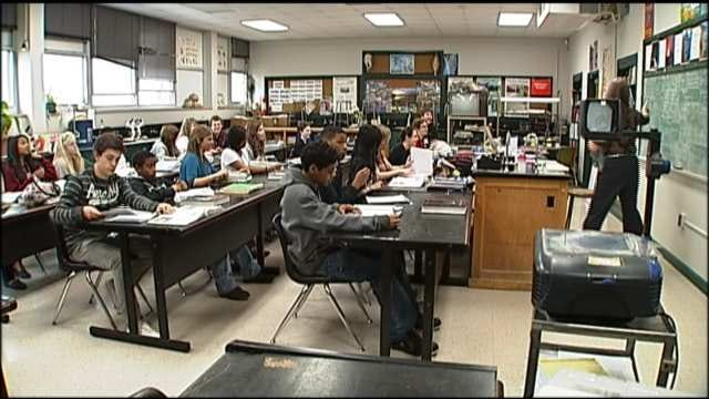 Study: Oklahoma Is Number 1 In Education Spending Cuts Since 2008